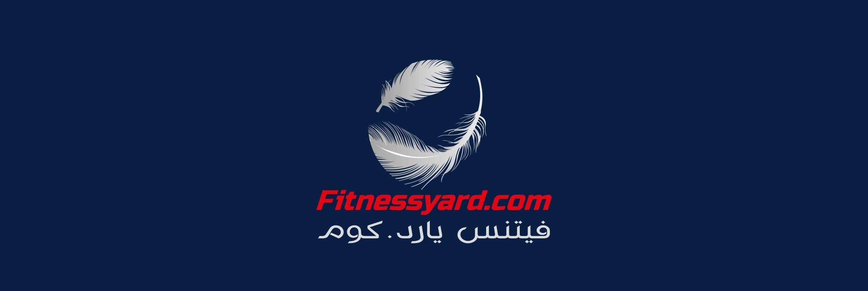 fitnessyard logo design