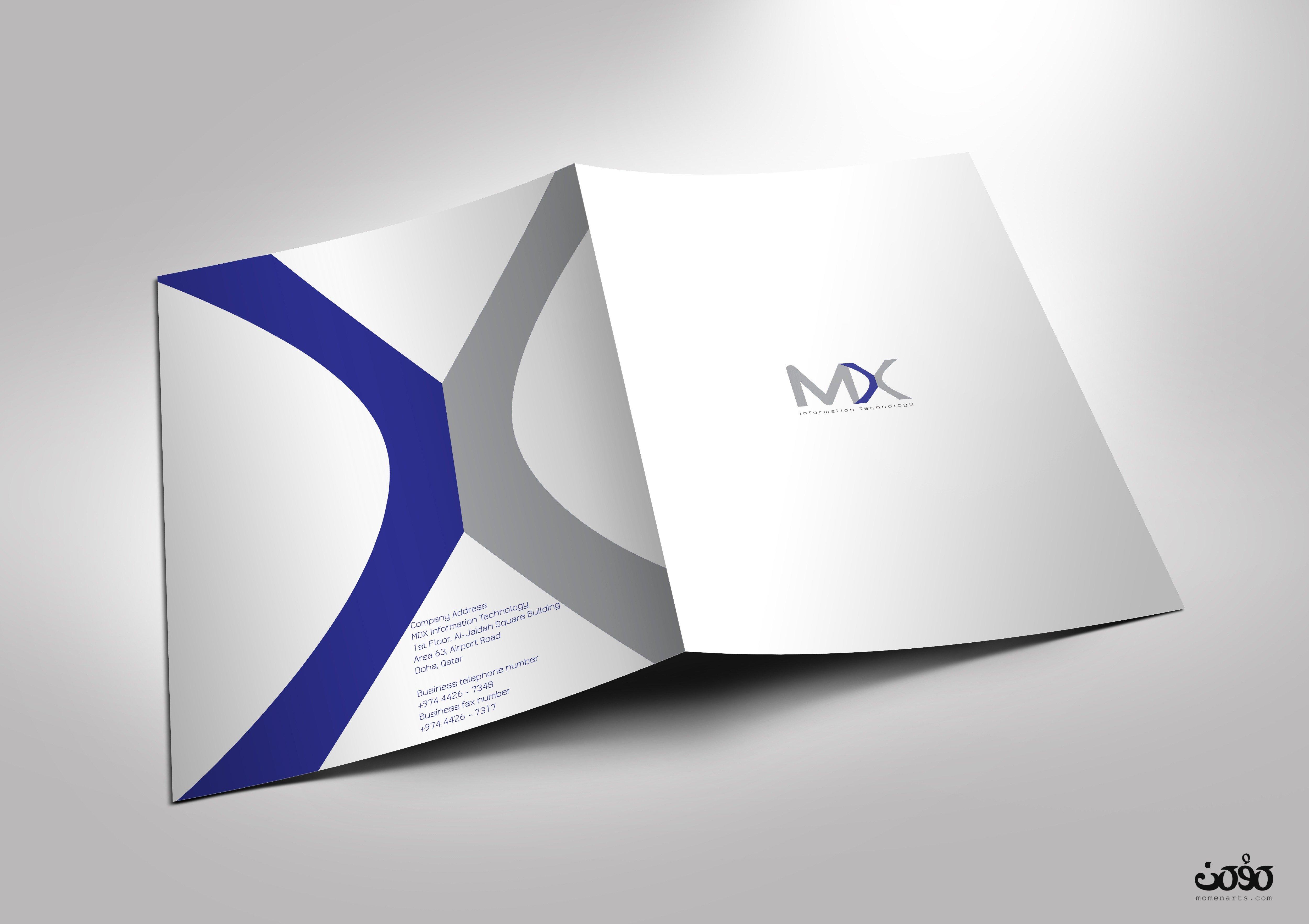 mdxit company profile cover