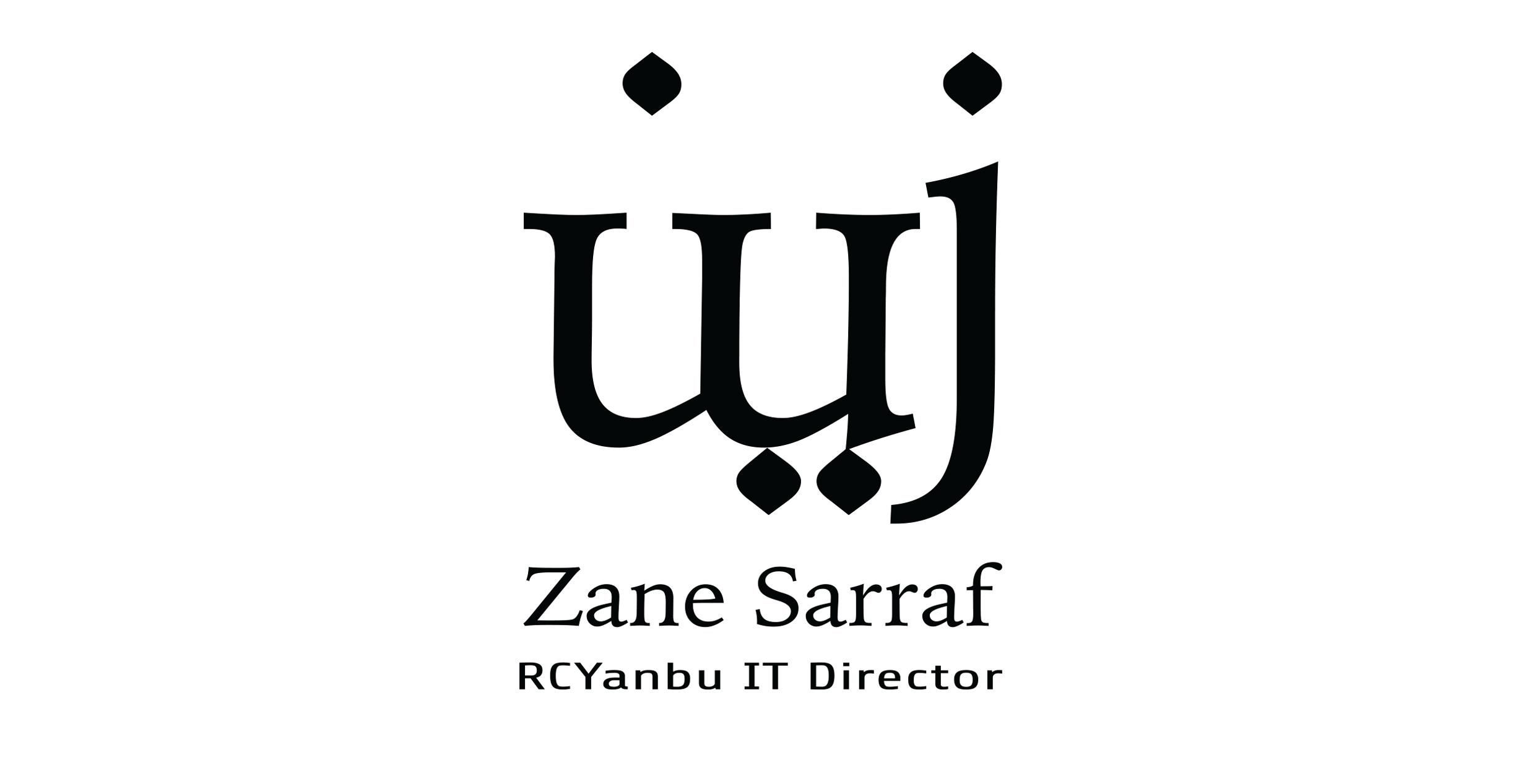 zane sarraf logo design by momenarts