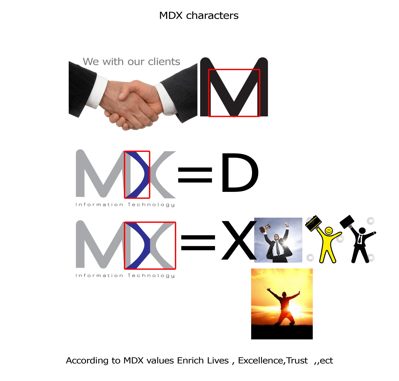 mdx it logo inspiration