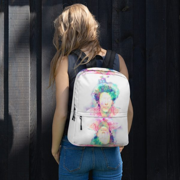 arts lover – colorful – Backpack-3