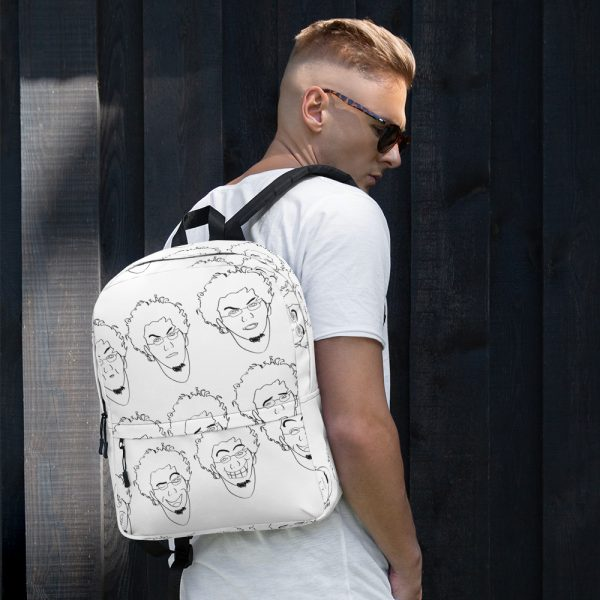 Some of Facial Expressions -Backpack-1