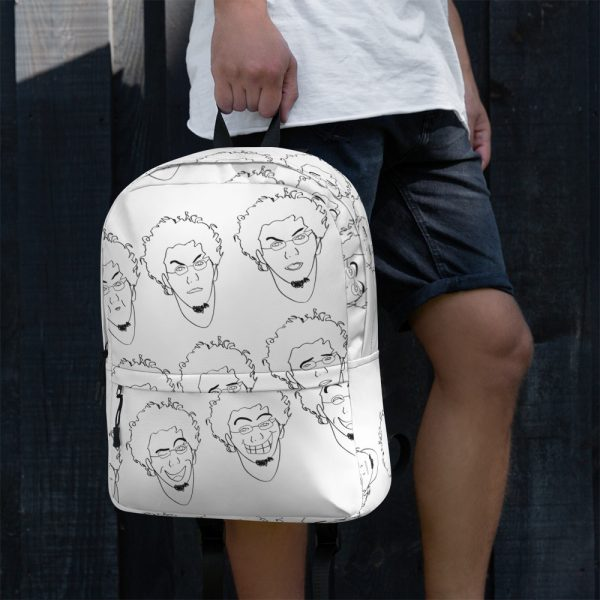 Some of Facial Expressions -Backpack-2