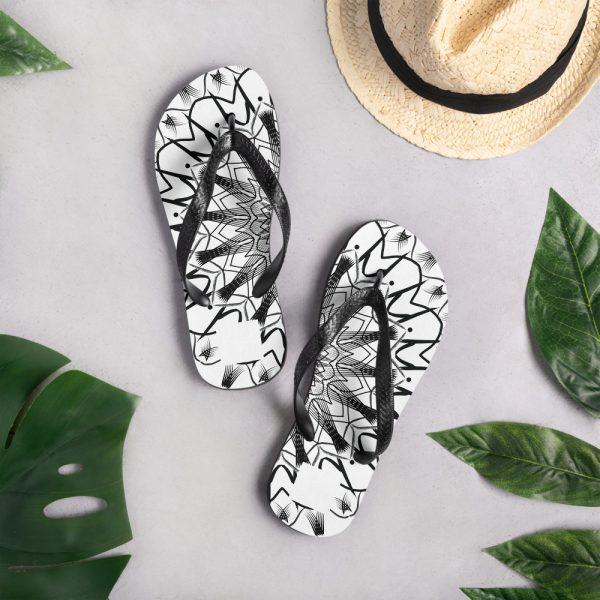 pattern mandala 01 – Flip-Flops
