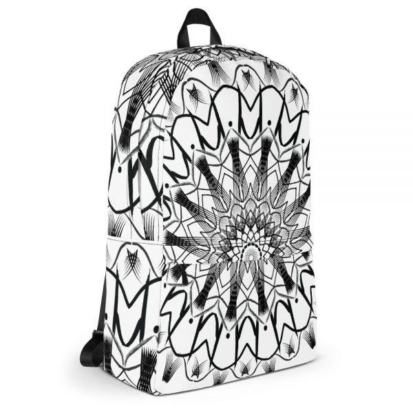 pattern mandala 01 – Backpack