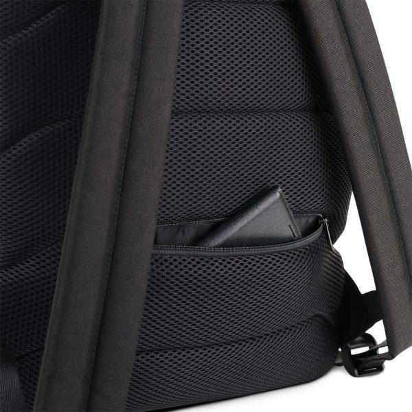 pattern mandala 01 -Backpack-black-on-white-05