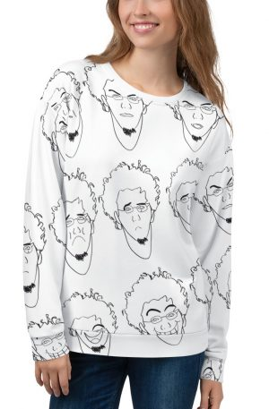 Some of Facial Expressions – Unisex Sweatshirt-momenarts-store-front