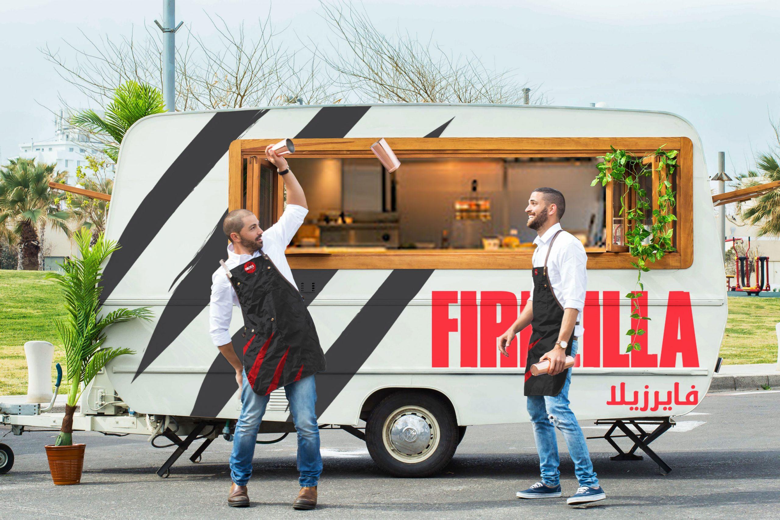 Firezilla Food Truck