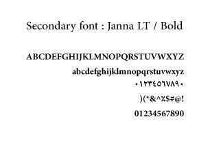 Hamam Almasharka Sketches Secondary Font