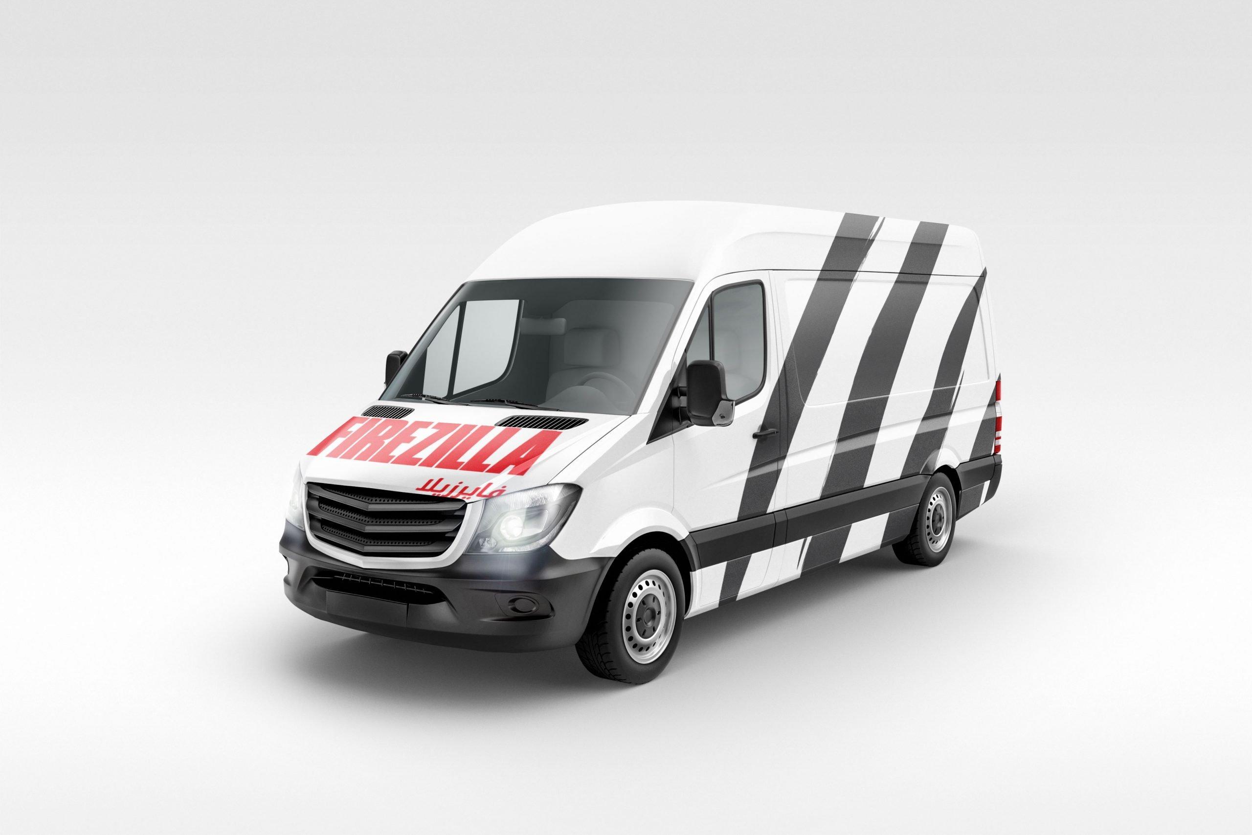 Firezilla Van 01