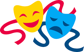 Drama Faces Colors