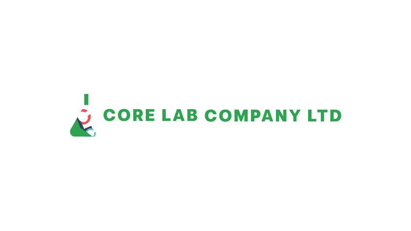 core lab company ltd logo variation
