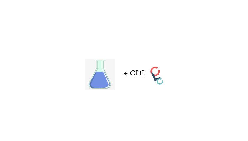 clc core lab company ltd logo inspiration